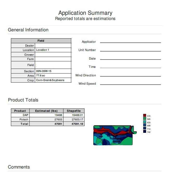 Application Manager 2: Download Application Reports